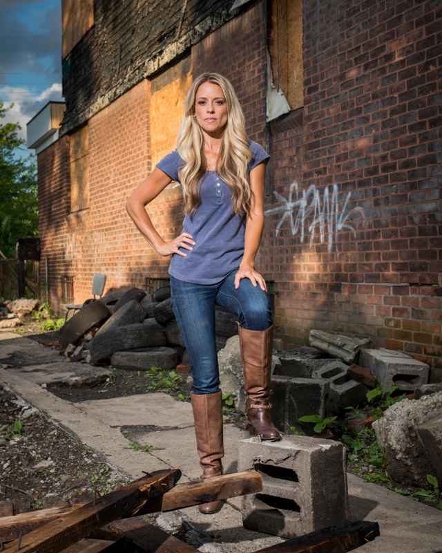 A Day With Nicole Curtis Of Rehab Addict ‹ Luke Anthony